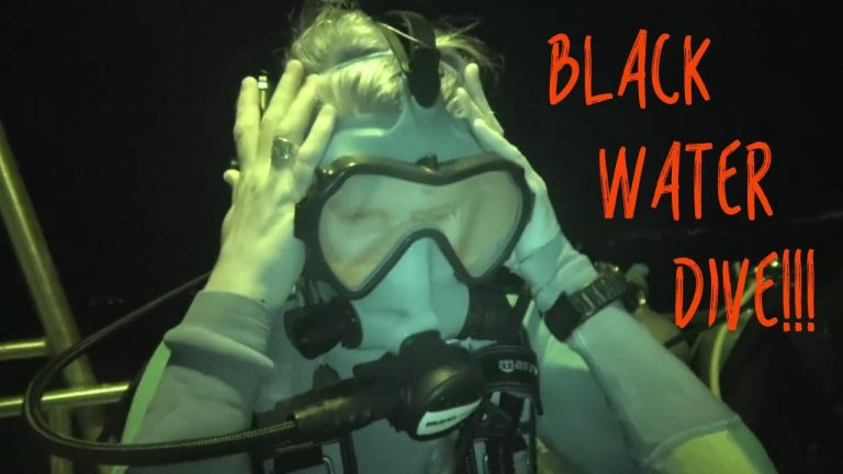 SCARIEST Dive Yet – Midnight ocean SCUBA in 5,000 ft of water! Sailing Vessel Delos Ep. 223