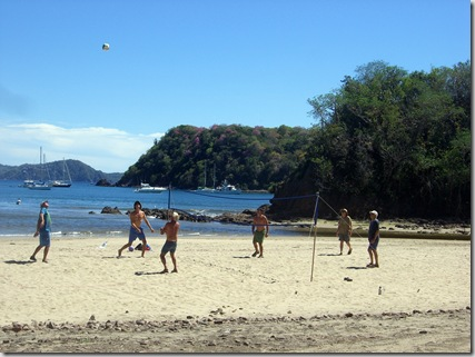 Summer Camp in Tenacatita By Brian